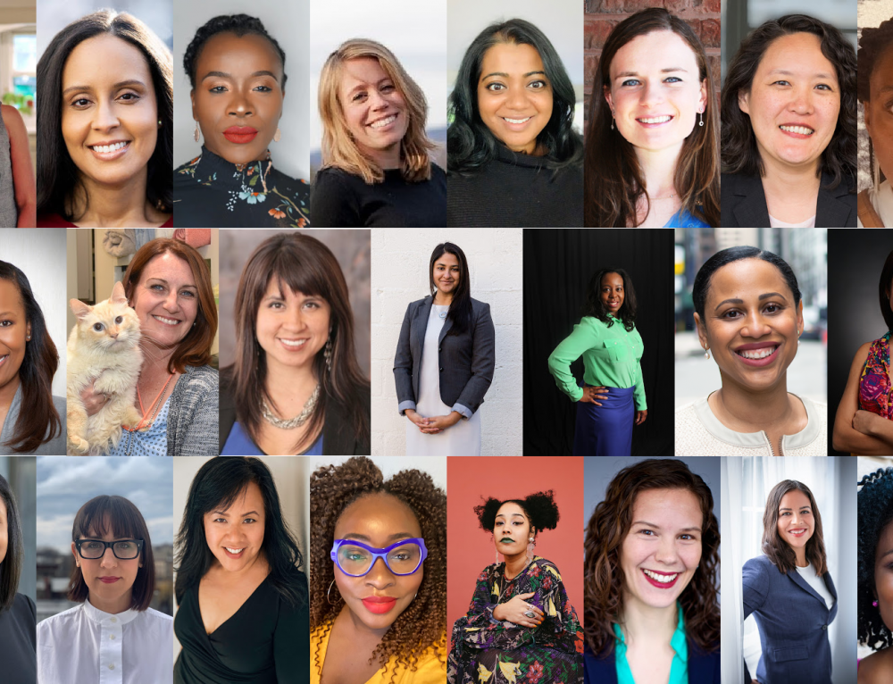 Announcing: 2021 Women inPower Fellows