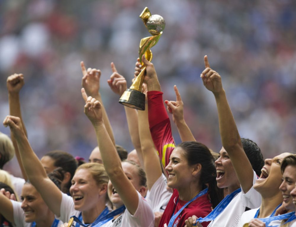 The World Cup pay gap:  What the U.S. and Japan didn't win in the women's soccer final